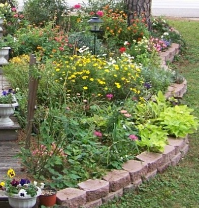 Craft Ideas Site on Installling And Maintaining A Perennial Garden